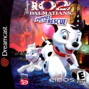 102 Dalmatians: Puppies to the Rescue